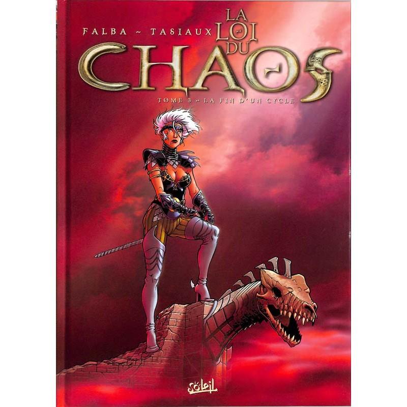 ABAO Bandes dessinées La Loi du chaos 03