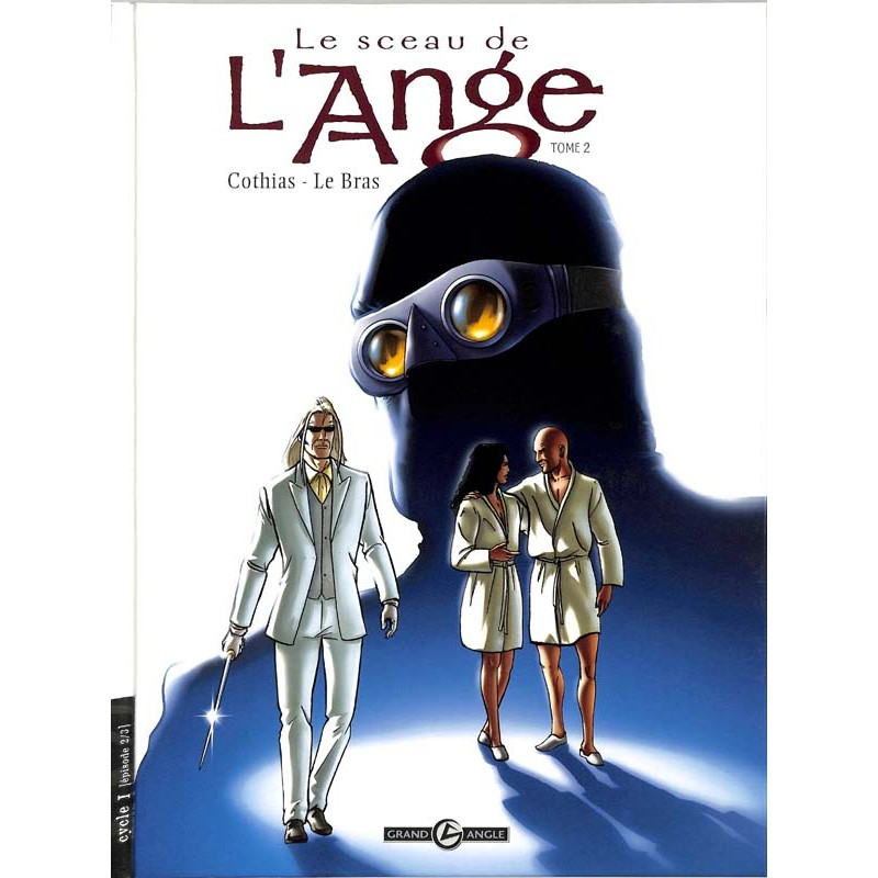 ABAO Bandes dessinées Le Sceau de l'ange 02