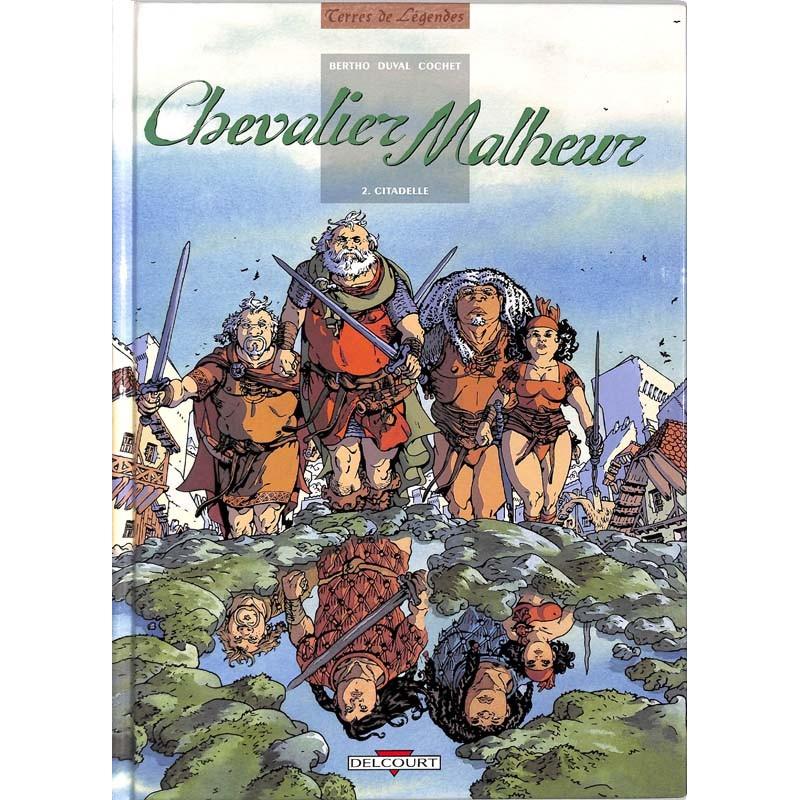 ABAO Bandes dessinées Chevalier Malheur 02