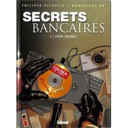 ABAO Bandes dessinées Secrets bancaires 08
