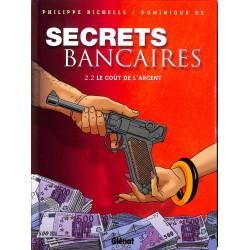 ABAO Bandes dessinées Secrets bancaires 04