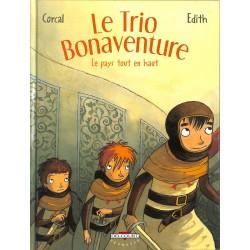 ABAO Bandes dessinées Le Trio Bonaventure 02
