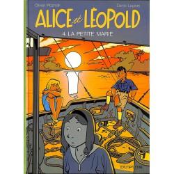 Bandes dessinées Alice et Léopold 04