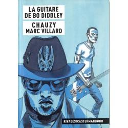 ABAO Bandes dessinées La Guitare de Bo Diddley