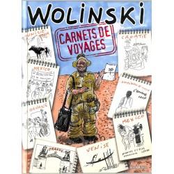 ABAO Bandes dessinées Wolinski, Carnets de voyages