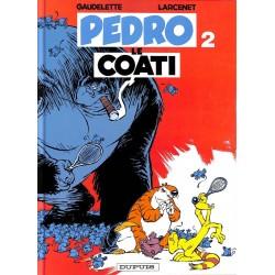 ABAO Bandes dessinées Pedro le coati 02