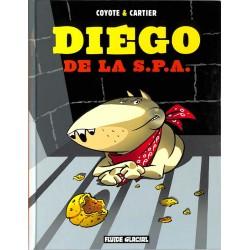 ABAO Bandes dessinées Diego de la S.P.A. 01