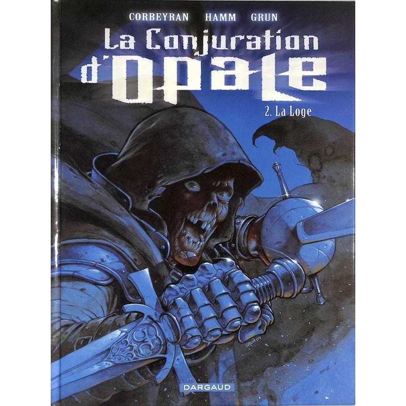 ABAO Bandes dessinées La Conjuration d'opale 02