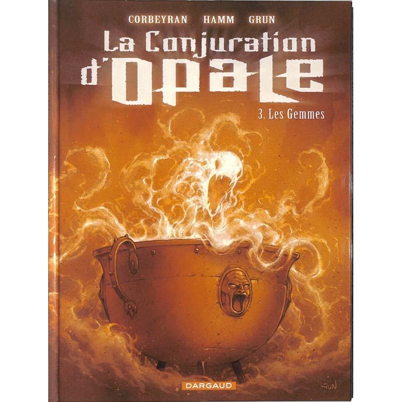 ABAO Bandes dessinées La Conjuration d'opale 03