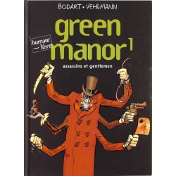 ABAO Bandes dessinées Green Manor 01