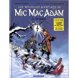 ABAO Bandes dessinées Les nouvelles aventures de Mic Mac Adam 03