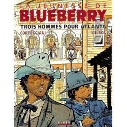 Bandes dessinées La jeunesse de Blueberry 08