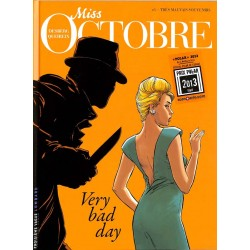 ABAO Bandes dessinées Miss Octobre 03