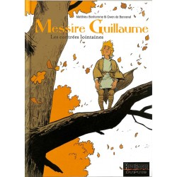 ABAO Bandes dessinées Messire Guillaume 01