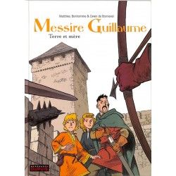 ABAO Bandes dessinées Messire Guillaume 03