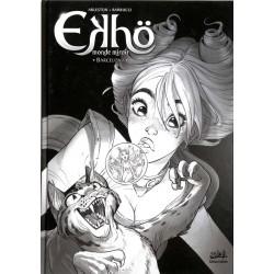 ABAO Bandes dessinées Ekhö monde miroir 04 TL