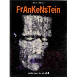 ABAO Bandes dessinées Frankenstein