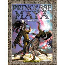ABAO Bandes dessinées Princesse Maya