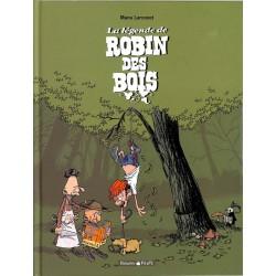ABAO Bandes dessinées La Légende de Robin des Bois