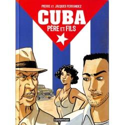 ABAO Bandes dessinées Cuba père et fils