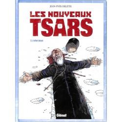 ABAO Bandes dessinées Les Nouveaux Tsars 02