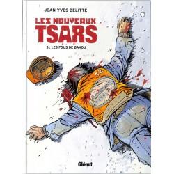 ABAO Bandes dessinées Les Nouveaux Tsars 03