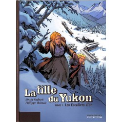 ABAO Bandes dessinées La Fille du Yukon 01