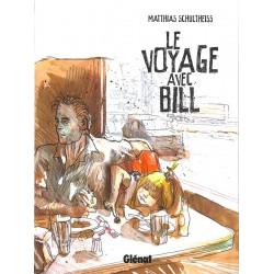 ABAO Bandes dessinées Le Voyage avec Bill