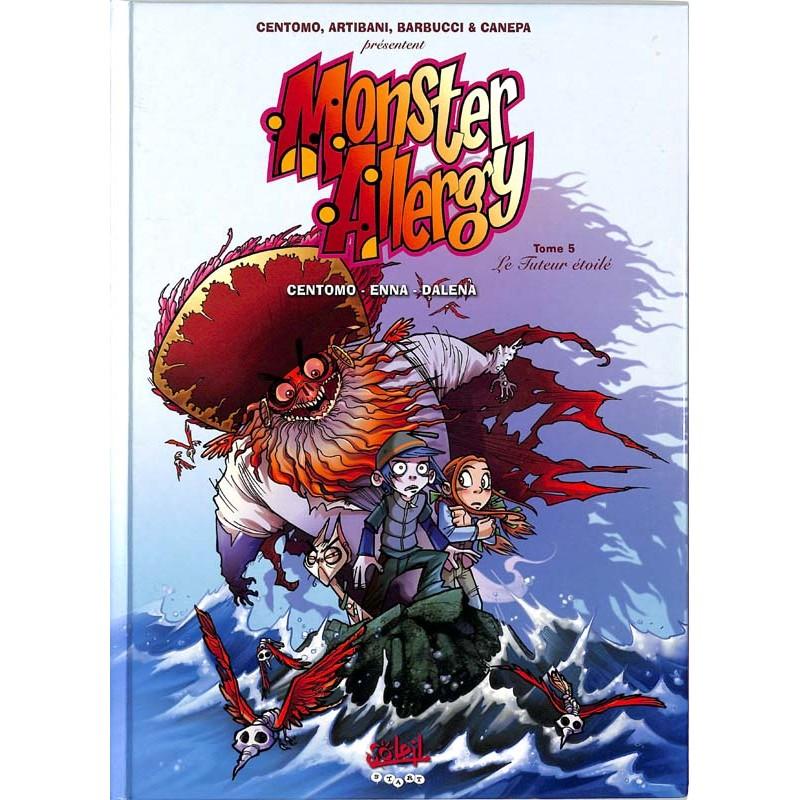ABAO Bandes dessinées Monster Allergy 05