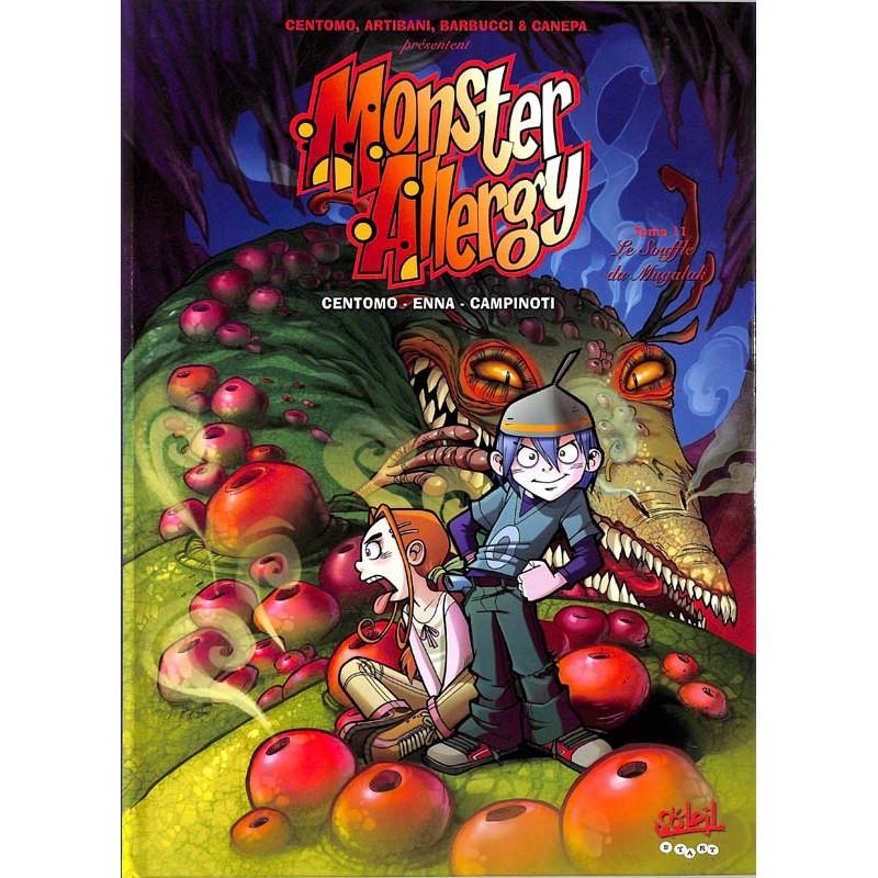 ABAO Bandes dessinées Monster Allergy 11