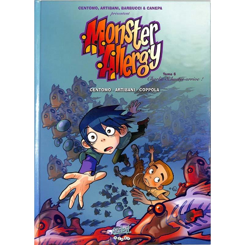 ABAO Bandes dessinées Monster Allergy 06