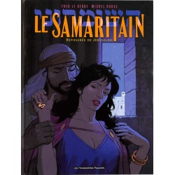 ABAO Bandes dessinées Shimon de Samarie / Le Samaritain 03