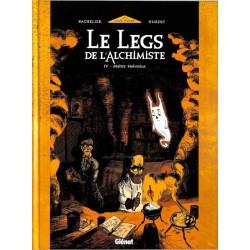ABAO Bandes dessinées Le Legs de l'alchimiste 04