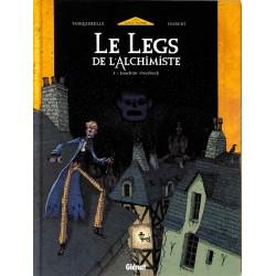 ABAO Bandes dessinées Le Legs de l'alchimiste 01
