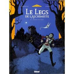 ABAO Bandes dessinées Le Legs de l'alchimiste 02
