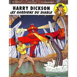 ABAO Bandes dessinées Harry Dickson 10