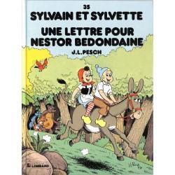 ABAO Bandes dessinées Sylvain et Sylvette (Lombard/Dargaud) 35