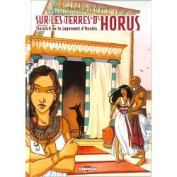 ABAO Bandes dessinées Sur les terres d'Horus 03