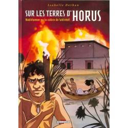 ABAO Bandes dessinées Sur les terres d'Horus 04