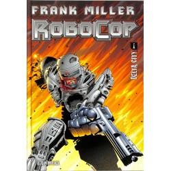 ABAO Bandes dessinées Robocop