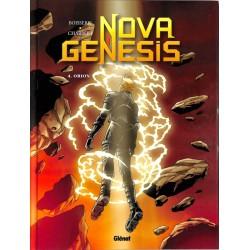 ABAO Bandes dessinées Nova genesis 04