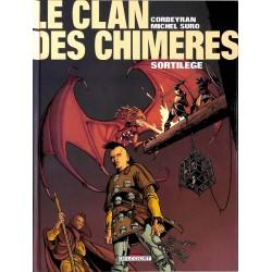 ABAO Bandes dessinées Le Clan des Chimeres 04