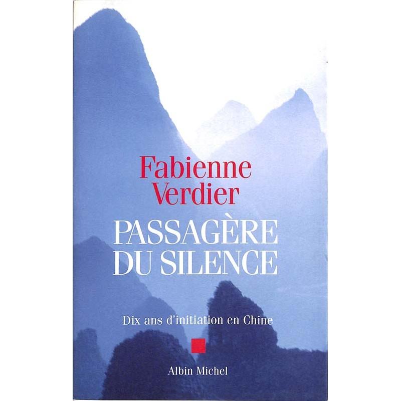 ABAO Romans Verdier (Fabienne) - Passagère du silence.