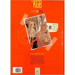 ABAO Bandes dessinées KGB 01