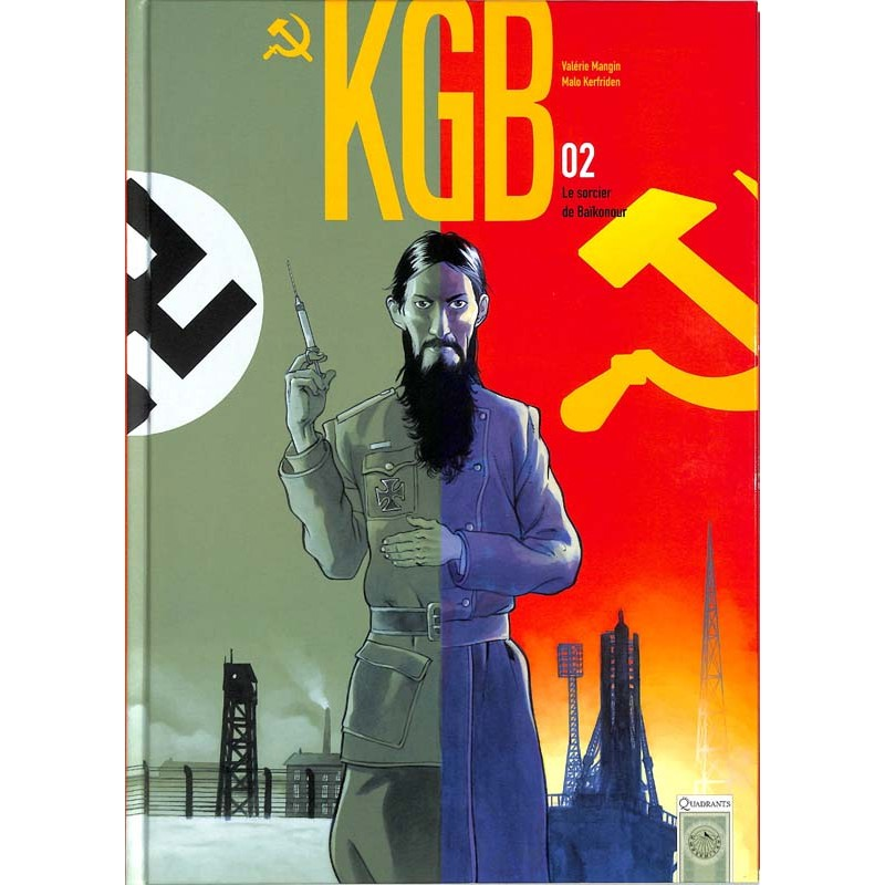 ABAO Bandes dessinées KGB 02