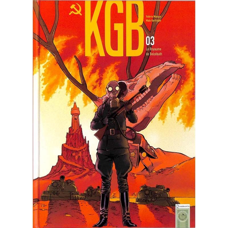 ABAO Bandes dessinées KGB 03