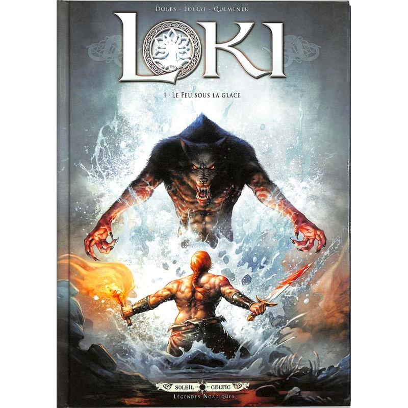 ABAO Bandes dessinées Loki 01
