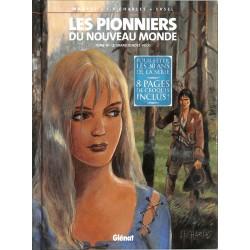 ABAO Bandes dessinées Les Pionniers du Nouveau Monde 18