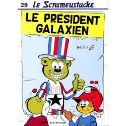 Bandes dessinées Le Scrameustache 29