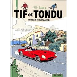 ABAO Bandes dessinées Tif & Tondu intégrale 11